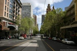 Collins street 2006
