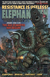 Elephantmen War Toys 2 of 3